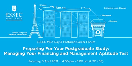 Preparing for your postgraduate study with GMAC and Prodigy Finance tickets