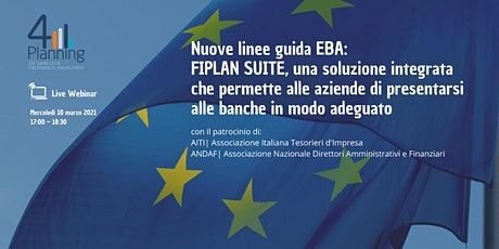Nuove linee guida EBA: un aiuto dalla soluzione FIPLAN SUITE biglietti