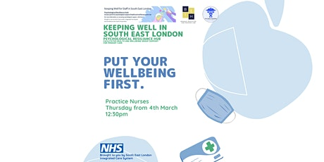 Practice Nurses in Lambeth, Southwark and Lewisham tickets