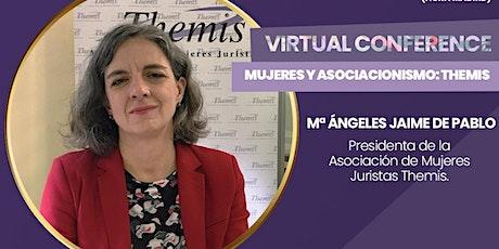 Virtual Conference  | Mujeres y asociacionismo:  THEMIS entradas