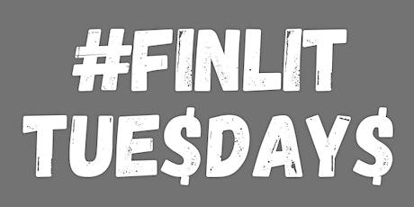 #FinLit Tuesdays tickets
