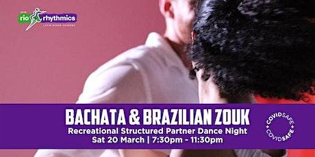 Bachata & Brazilian Zouk RSPD Night tickets