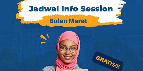 Info Session Virtu Education Bulan Maret 2021 tickets