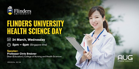 Flinders University Health Science Day tickets