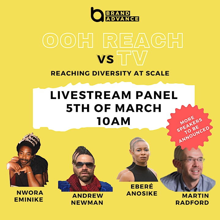 OOH reach vs TV reach, Reaching Diversity at scale with Authenticity image