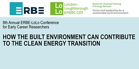 How the Built Environment can Contribute to the Clean Energy Transition billets