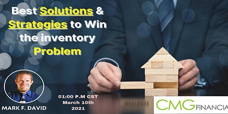 The best solutions and strategies to win the inventory Problem tickets