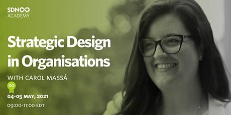 Strategic Design in Organisations tickets