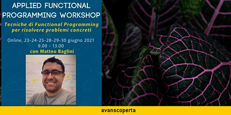 Applied Functional Programming Workshop biglietti