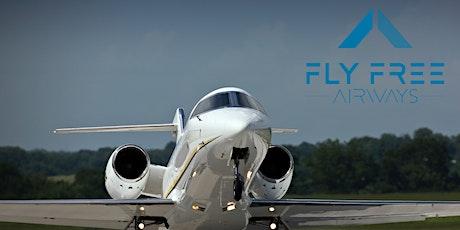 FLY FREE AIRWAYS (FlyFreeAirways.it) - la nuova compagnia aerea privata biglietti