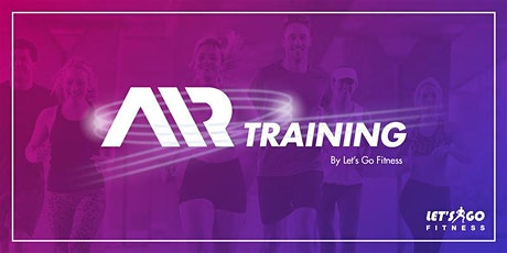 Air Training - Montreux billets