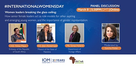International Women's Day - Panel Discussion tickets