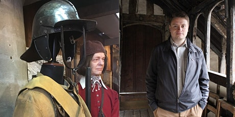 'Swords by their Side: Arms & Armour of the Civil Wars' talk by Keith Dowen tickets