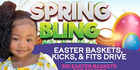 Spring Bling Feed The Families Easter Donations tickets