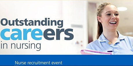 The Christie Nurses- Virtual Recruitment Event tickets