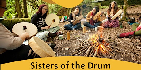Sisters of the Drum ONLINE drum circle tickets