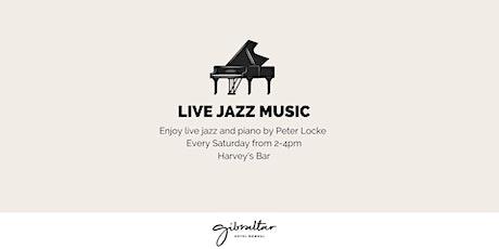 Live Jazz & Piano @ Harvey's Bar tickets