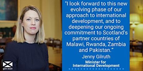 International Development Review Principles & Outcomes - Zambia Roundtable biglietti