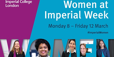 Women in Materials Talk and Panel Discussion tickets