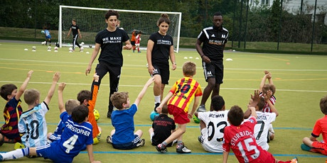 We Make Footballers Beckenham April Holiday Camp tickets