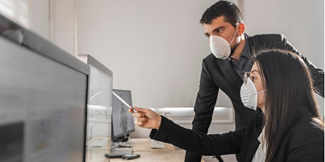 COVID-19 Human Resources Risk Management in a Pandemic Live Webinar tickets