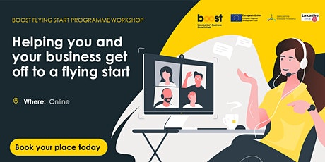 Flying Start: Facebook for Business tickets
