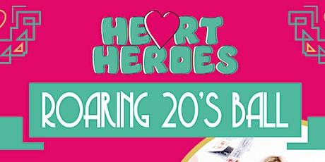 Heart Heroes Roaring 20's Ball tickets