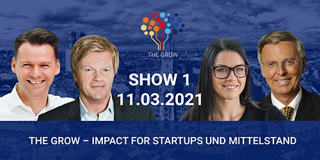 Roadshow THE GROW - Auftaktshow München Tickets