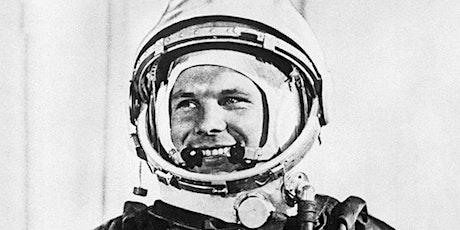In diretta dal Planetario di Torino - 60 anni dal primo uomo nello spazio biglietti