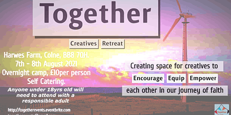Together - Creatives retreat billets