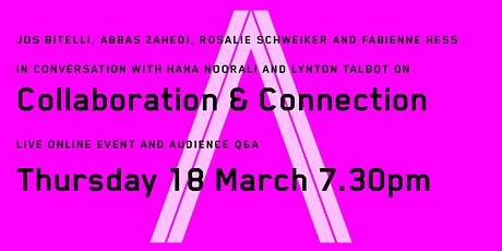 Thinking Time Talks on Collaboration & Connection tickets