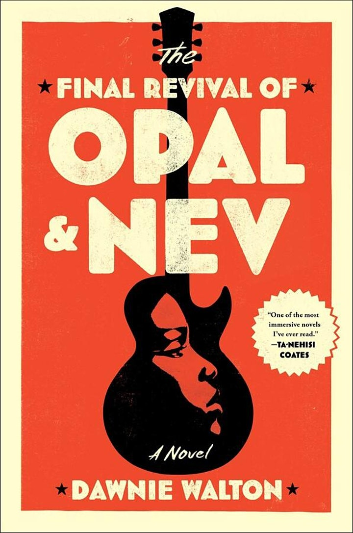 WJF 2021: Final Revival of Opal & Nev with Dawnie Walton and Nona Hendryx image