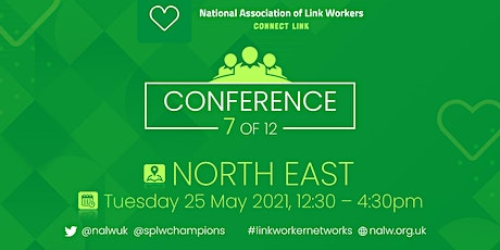 Social Prescribing Link Workers Conference-North East tickets