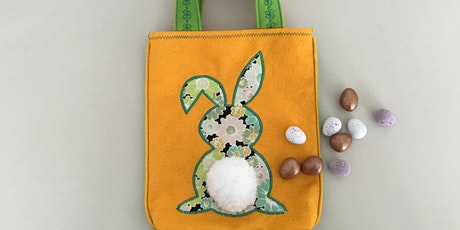 Sew with Nelly Bea Sew-Along - Easter Bunny Bag tickets