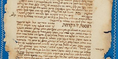 The Cairo Genizah and the Study of Medieval Arabic Medicine tickets