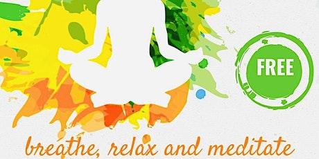 Saturday Meditation - An Intro to SKY Breath Meditation. tickets