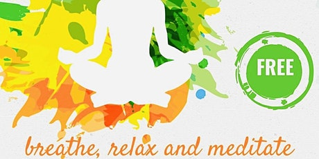 Thursday Meditation - An Intro to SKY Breath Meditation. tickets