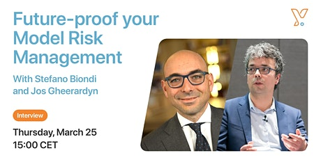 Future-Proof your Model Risk Management tickets
