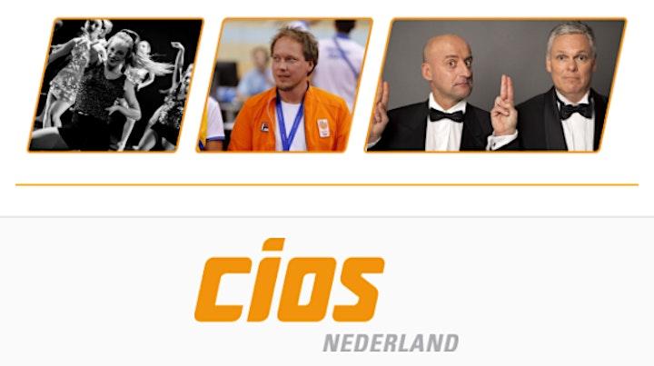 """Afbeelding van Online Event CIOSNL: """"Leaders in Sport"""""""