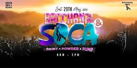 BACCHANAL & SOCA tickets