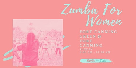 Zumba for Women @ Fort Canning tickets
