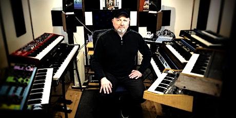 Daniel Biro 'Synthrospectives': solo keyboards improvisations tickets