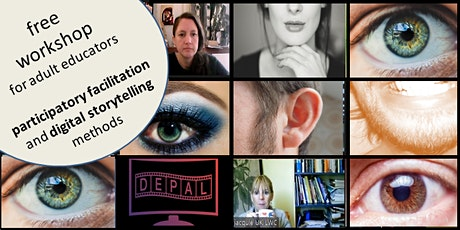 Digital Education & Participatory Adult Learning for adult educators tickets