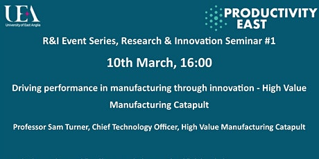 Driving performance in manufacturing through innovation tickets
