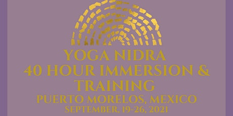 Info Night - 40 HR Yoga Nidra Immersion & Training with Naomi and Cynthia tickets