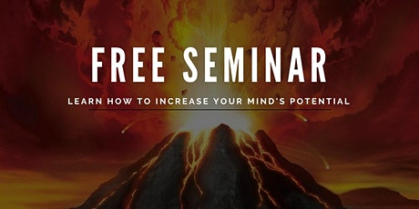 How to Achieve 100% Mind Potential (Free Seminar) tickets