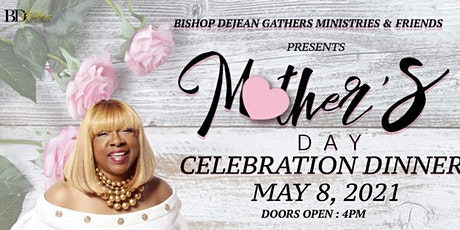 Mother's Day Dinner w/ Gospel Recording Artist Beverly Crawford tickets