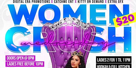 Catch Me for WCW@954 Ultra Lounge tickets