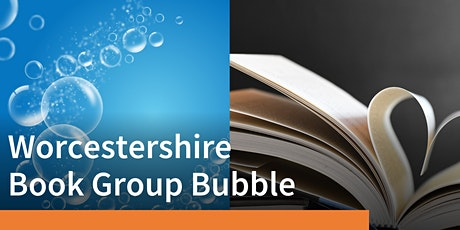 Worcestershire Book Group Bubble tickets