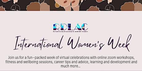 International Women's Day Resilience Workshop tickets